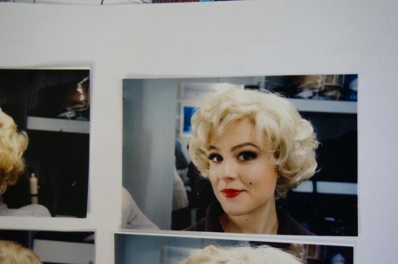 Stefanie Gredig Maskenbildnerin Hamburg  Make up Artist