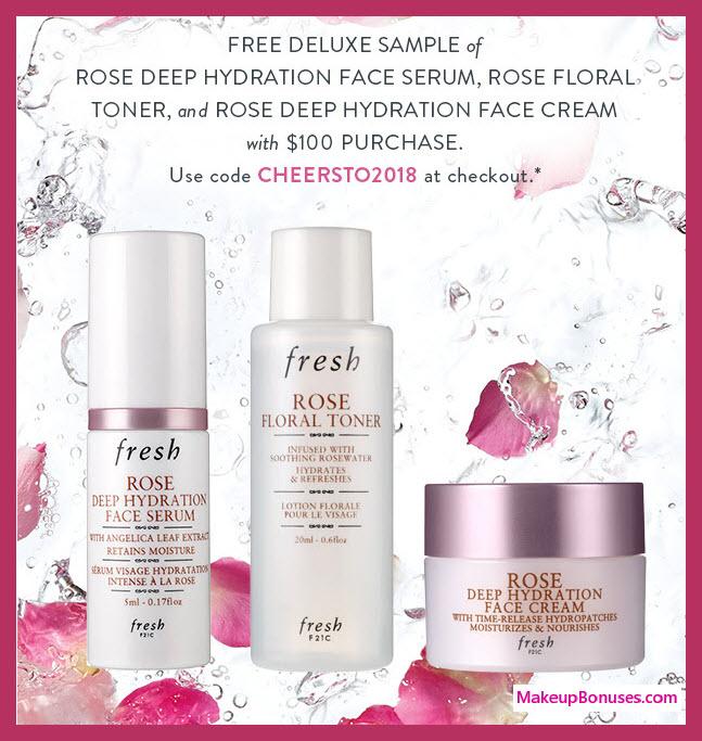 Fresh Beauty Promo Code