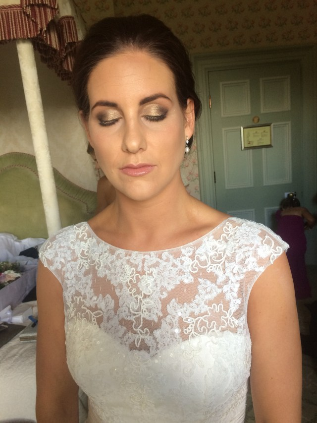 kilworth house wedding hair and makeup