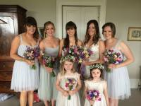 A North Cadbury Court Wedding Hair and makeup Somerset