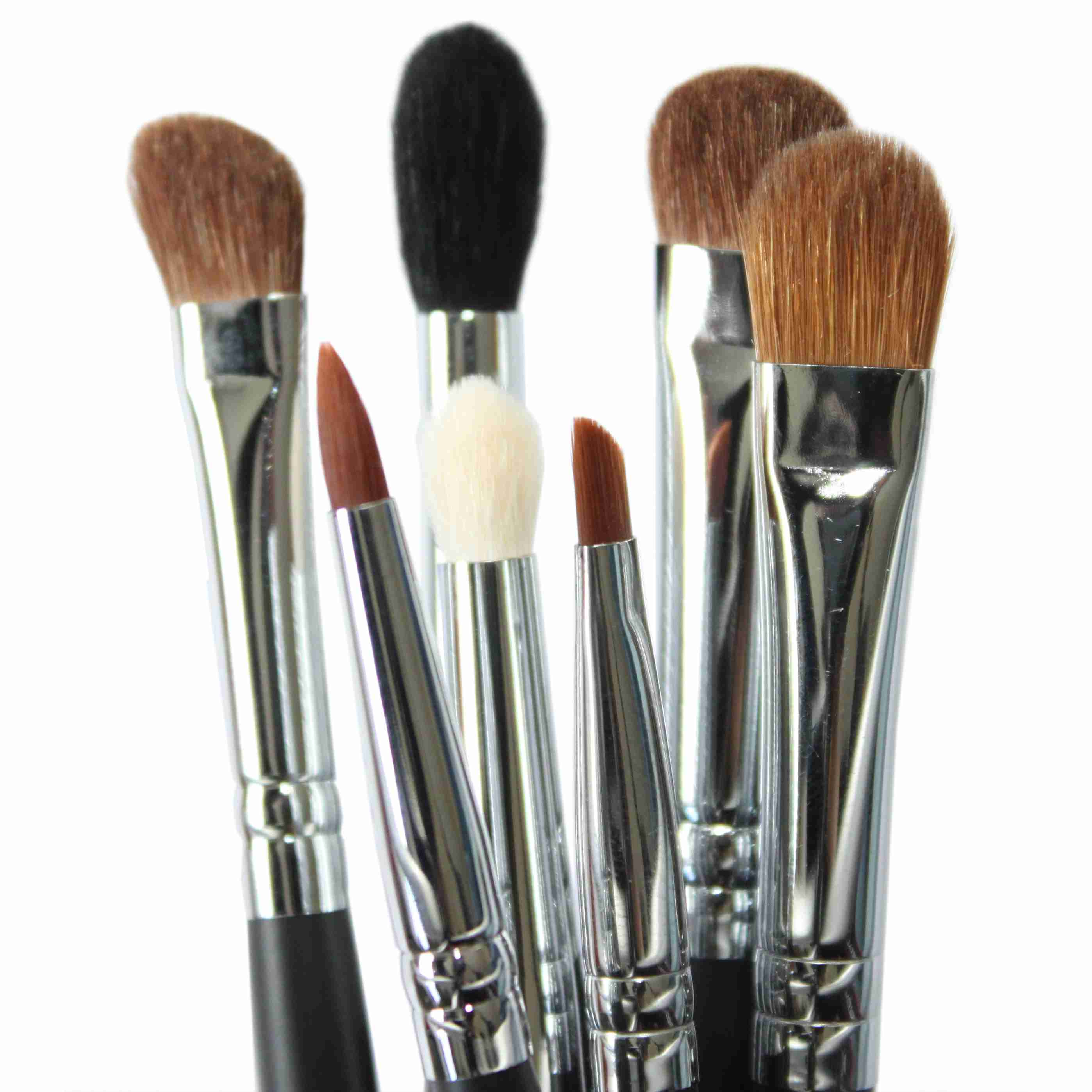 Types Of Makeup Brushes And Their Uses