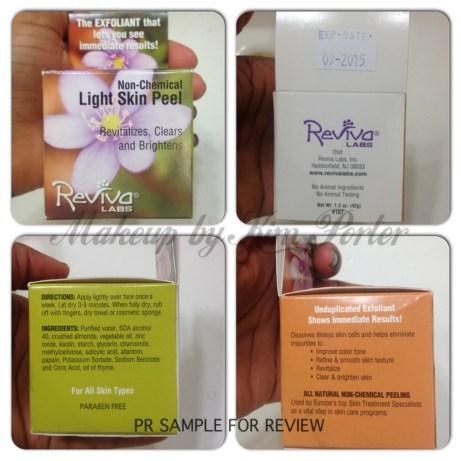 Reviva Labs #107 Light Skin Peel