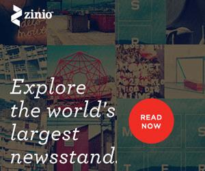Zinio.com Giveaway,