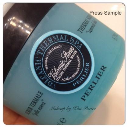 Perlier Thermal Spa Thermo Renewing Scrub Jar