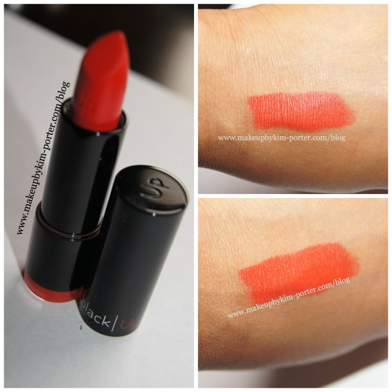 BlackUp Cosmetics RGE34M