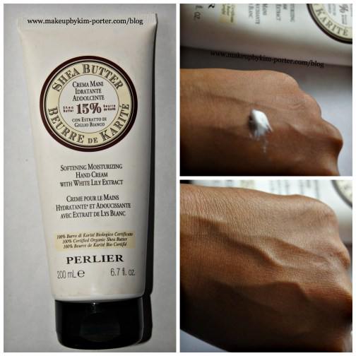 Perlier Shea Butter Softening Moisturizing Hand Cream