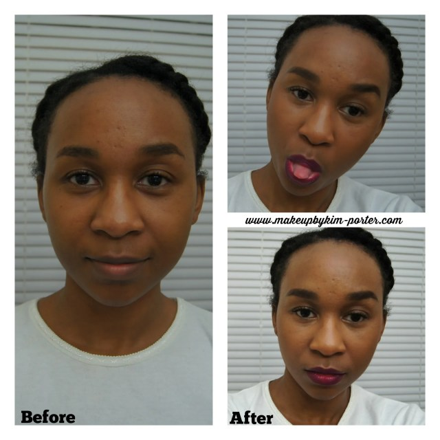 Create a Flawless Face in Under 10 Minutes _ Before after