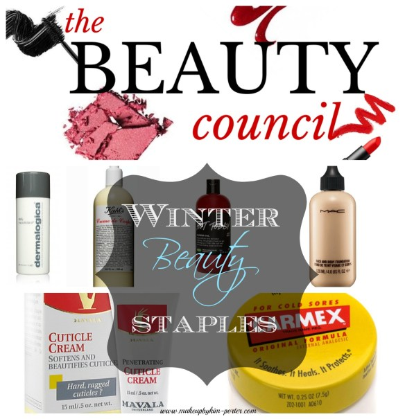 The Beauty Council Winter Beauty Staples