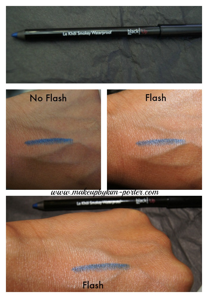 BlackUp Cosmetics Waterproof Smoky Eye Pencil