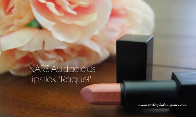NARS Audacious Lipstick Raquel