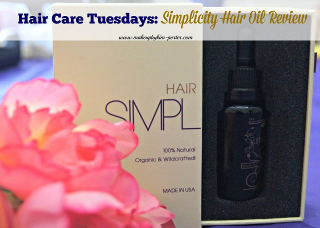 Simplicity Hair Oil Review