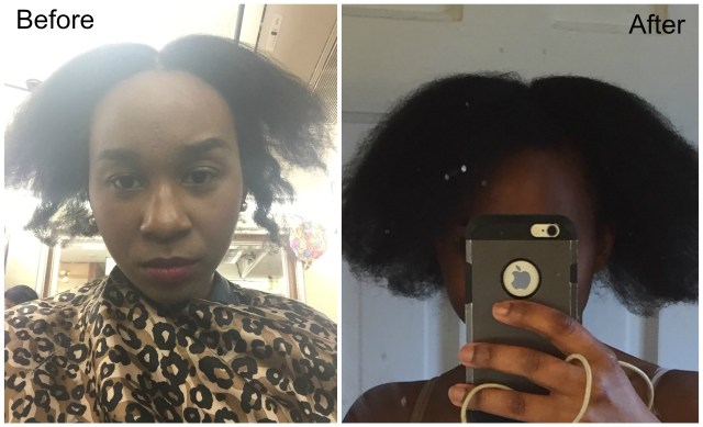 Hair Growth protective style simplicity hair oil