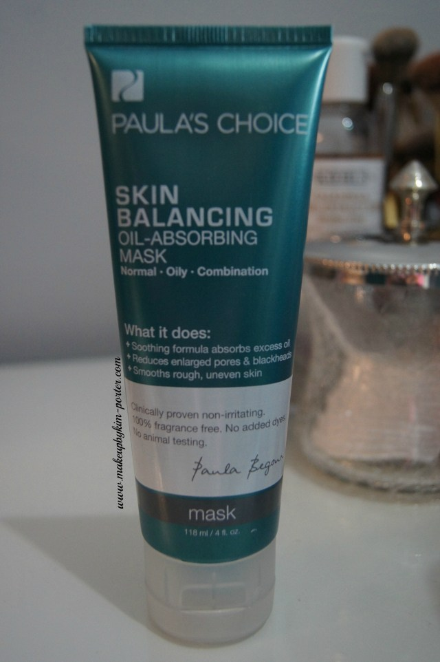 Paula's Choice Skin Balancing Oil-Absorbing Mask