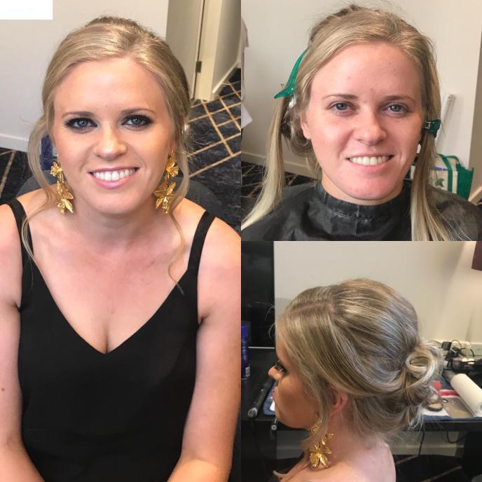 Sydney makeup artist, Miriam Wells, sydney hairstylist, sydney MUA
