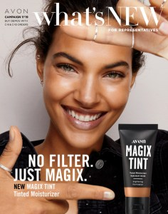 Avon What's New Campaign 11 2019