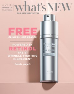 Avon What's New Campaign 3 2019