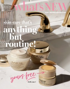 Avon What's New Campaign 13 2019