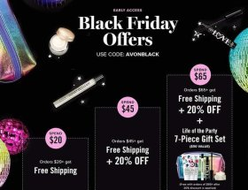 Avon Black Friday 2019