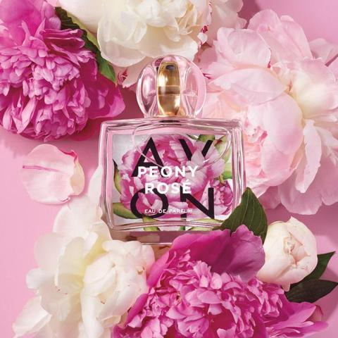 AVON Flourish Peony Rose Eau de Parfum 15 Mother's Day Gift Ideas From AVON
