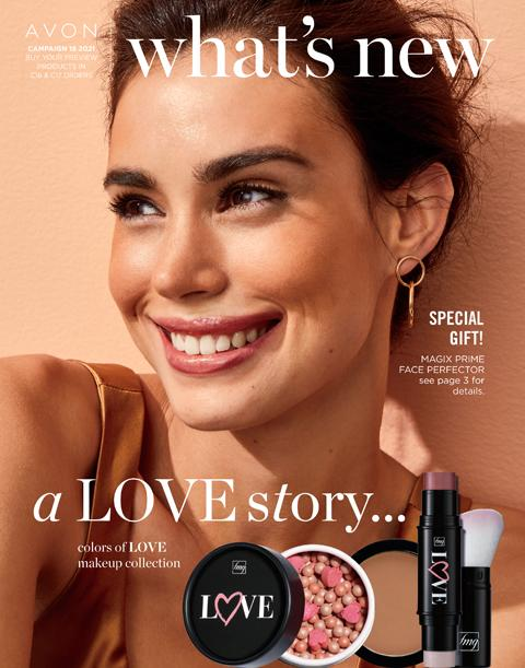Avon Whats New Campaign 18 2021