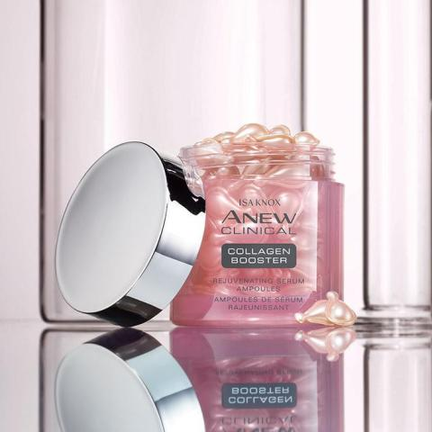 Isa Knox Anew Clinical Collagen Booster™ Rejuvenating Serum Ampoules