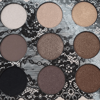 Beauty Creations Boudoir Duo Eyeshadow Palettes
