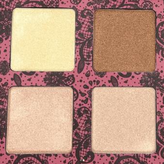 Beauty Creations Scandalous Glow Eyeshadow Palettes