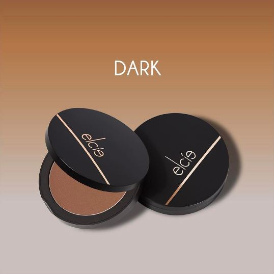 Elcie Cosmetics The Bronzers Dark