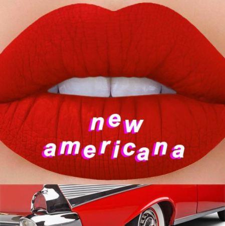 Lime Crime Utopia Trio Matte Lipstick New Americana