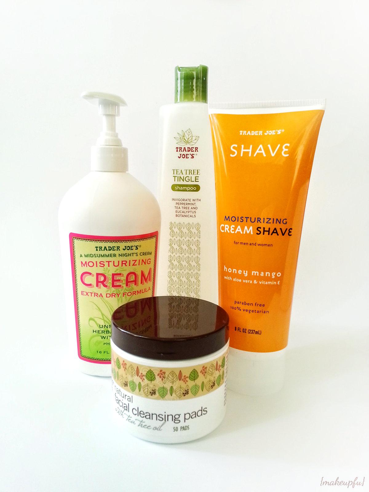 Trader Joe's Tea Tree Tingle Shampoo {Review}   {makeupfu}