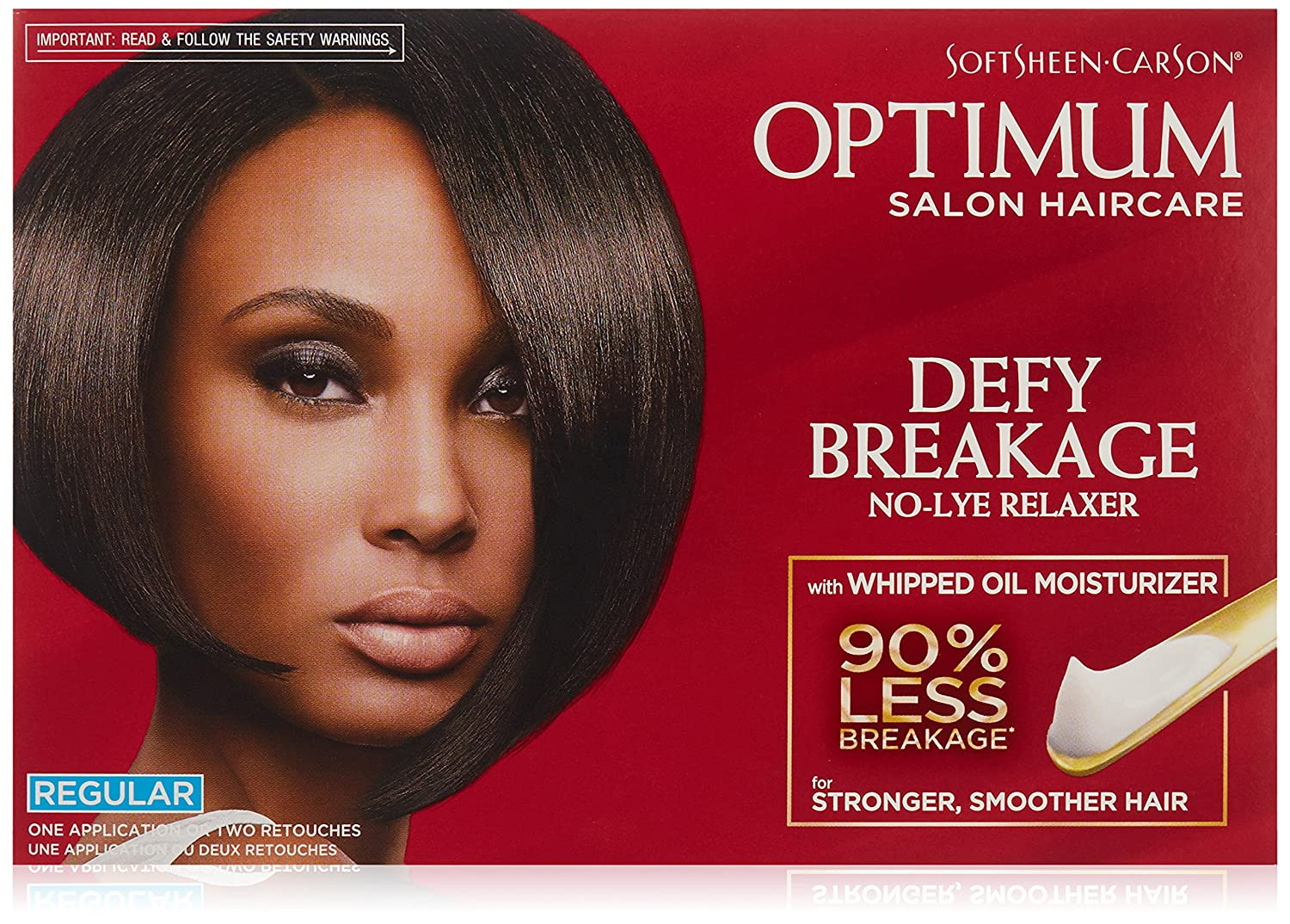 Optimum Care by SoftSheen Carson Care Defy Breakage No-lye