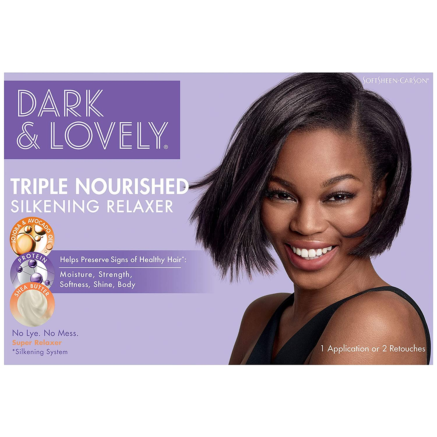 SoftSheen-Carson Dark and Lovely Healthy