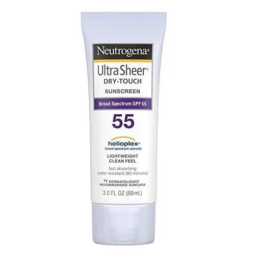 Neutrogena Ultra Sheer Dry