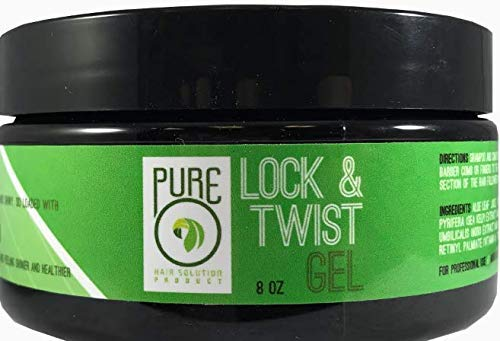 PURE O NATURAL LOCK & TWIST GEL