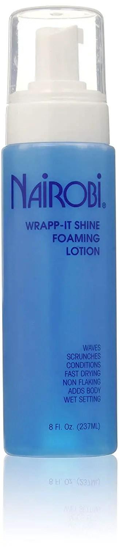 Nairobi Wrap-it Shine Foaming Lotion