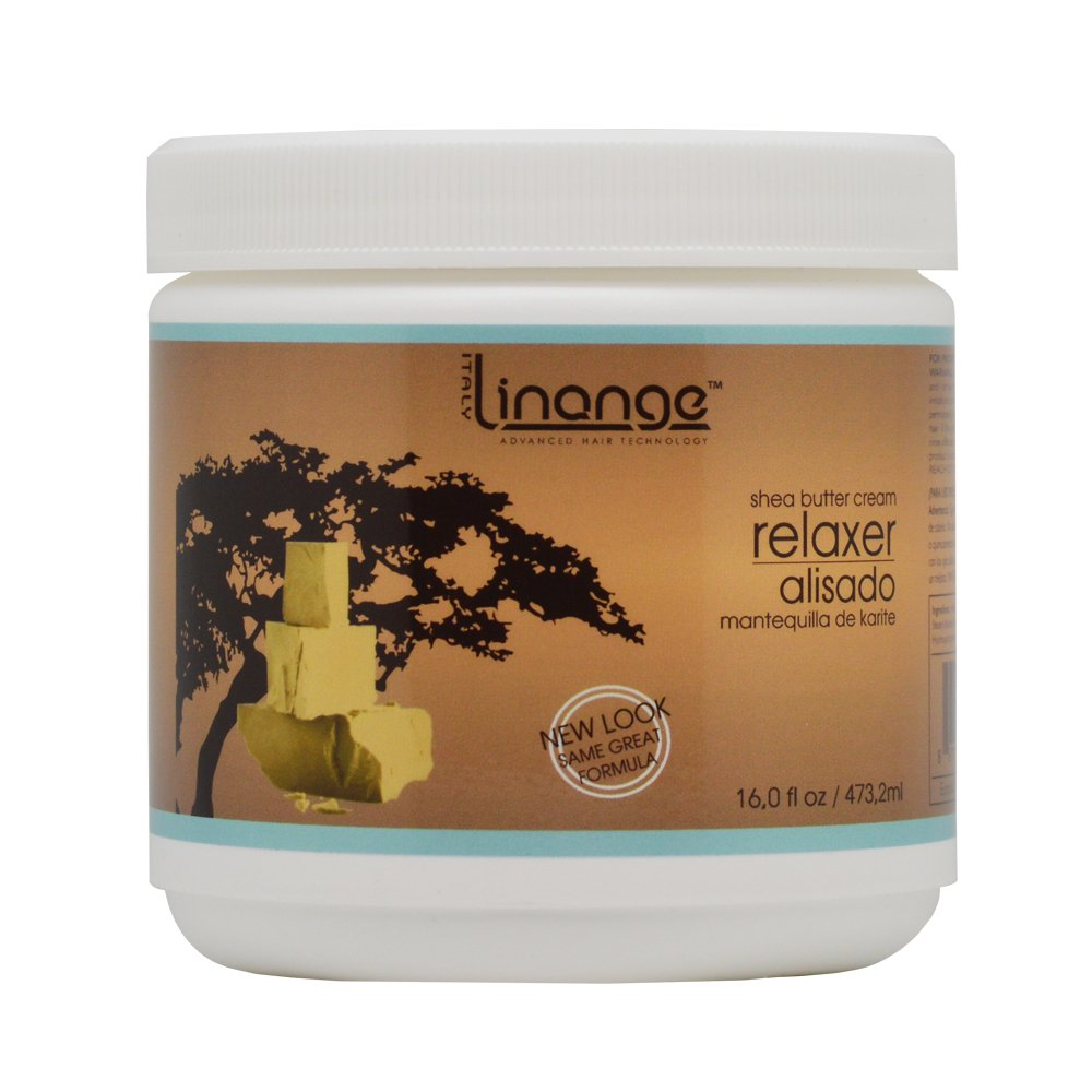 Linange Alter Ego Shea Butter Cream Relaxer