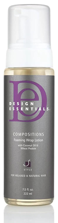 Design Essentials Compositions Non-Flaking Foaming Wrap