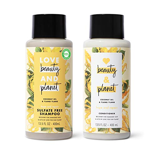 Love Beauty And Planet Shampoo