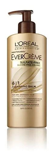 L'Oréal Paris EverCreme Cleansing Balm 16.9 Oz