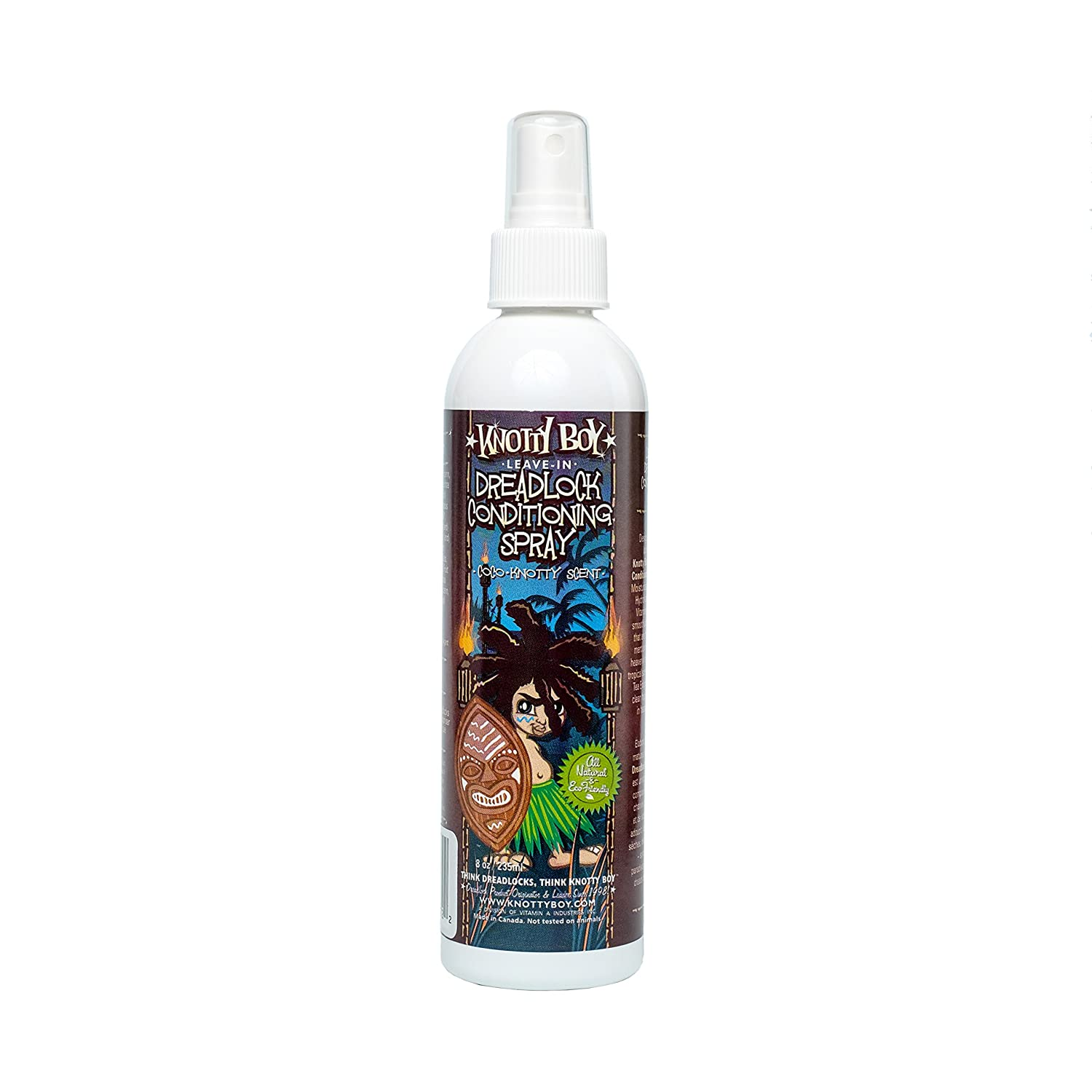 Knotty Boy Dreadlock Conditioning Spray Coco-Knotty