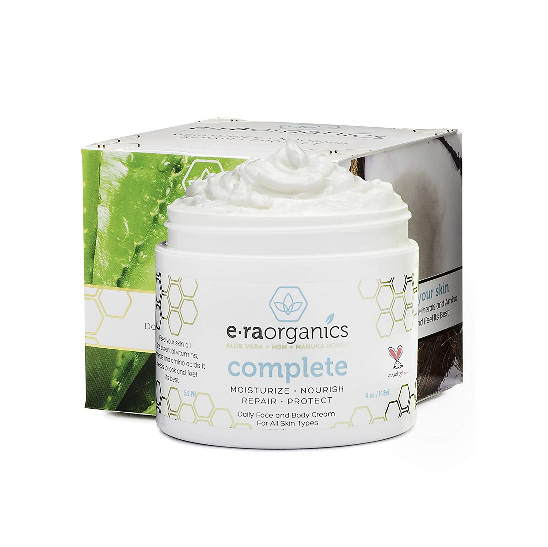 Era-Organics N & O Face Moisturizer Cream