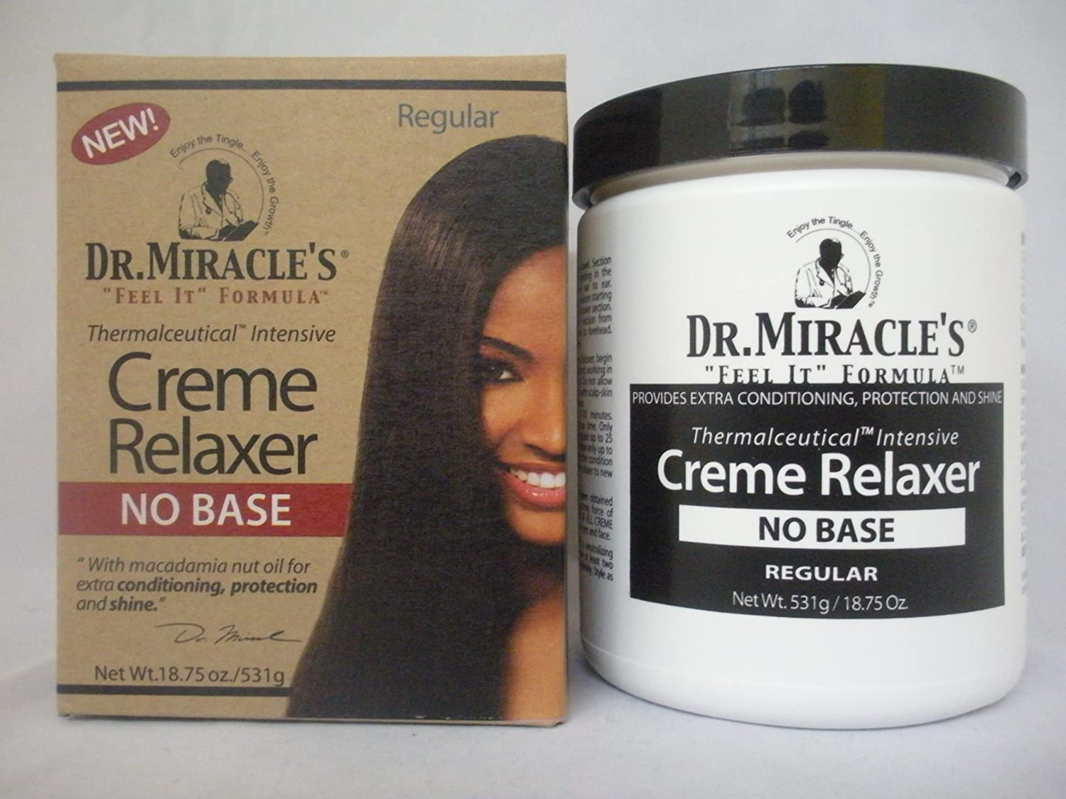 Dr. Miracle's Creme Relaxer