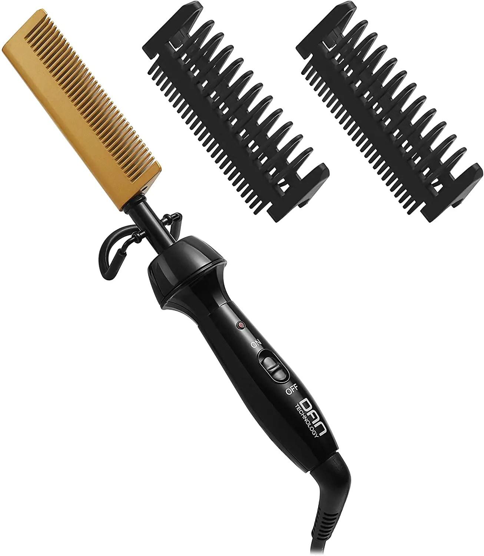 DAN Technology Hair Straightener Ceramic for Women