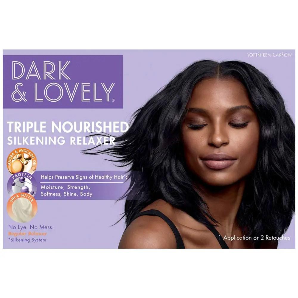 SoftSheen-Carson Dark and Lovely Healthy-Gloss 5 Shea Moisture Regular