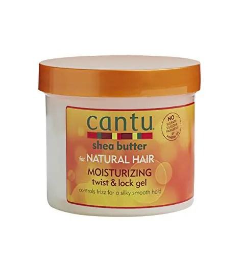 Cantu Shea Butter For Natural Hair Moisturizing Twist & Lock Gel