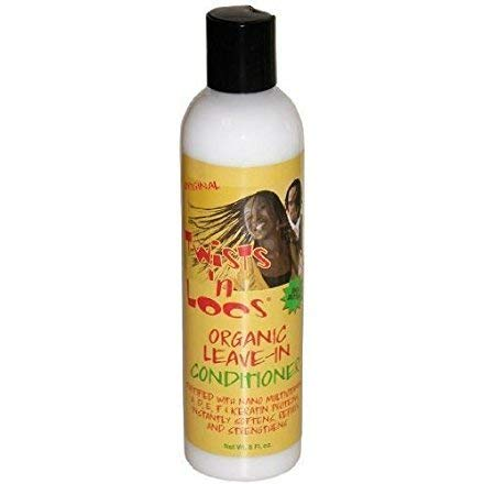 Twists n Locs Organic Leave-In Conditioner