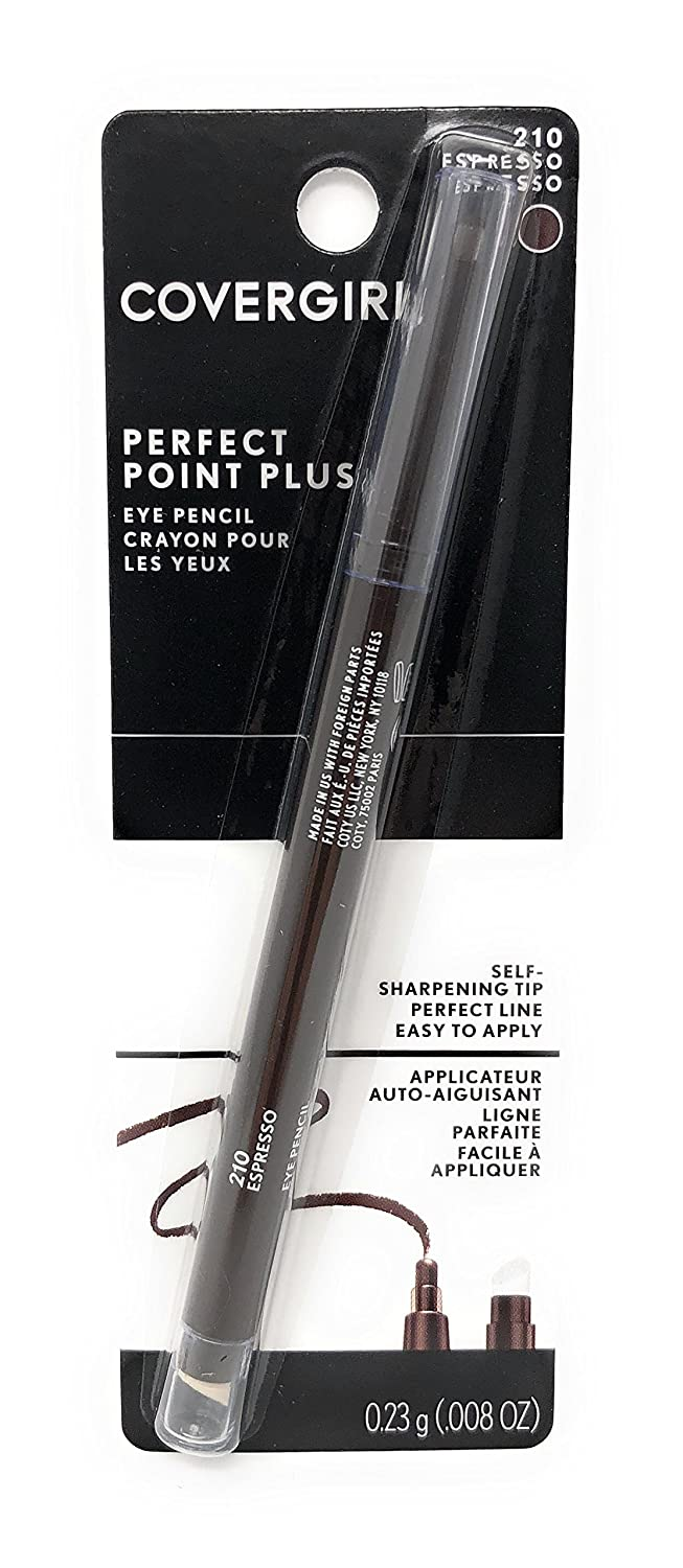 Covergirl Perfect Point Plus Eyeliner Pencil Espresso