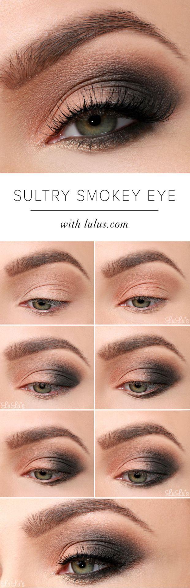 Night Eye Makeup Tips  Saubhaya Makeup