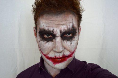 Joker en Halloween
