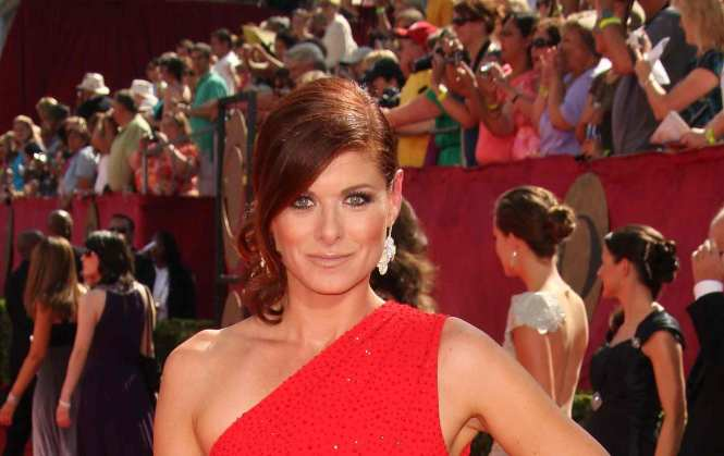 Debra Messing Emmy Awards 2009